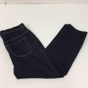 NEW Style & Co Natural Fit Denim Capri Jeans Sz 8P